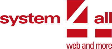 System4all - web and more - Logo